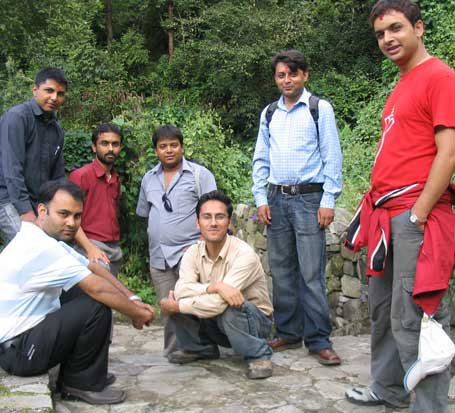 dhulikhel trip journalists