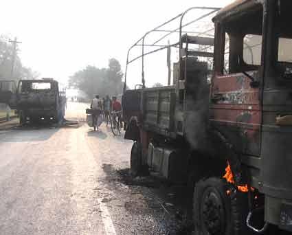Sunaul army maoist clash aftermath