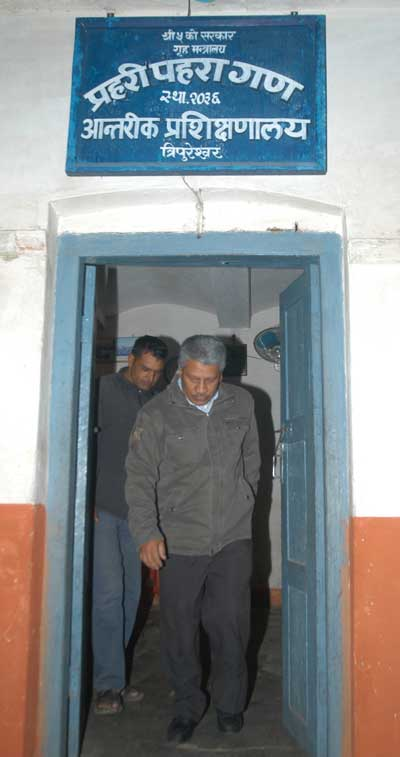 Former minister Prakash Man Singh was released on Monday night hours after the Supreme Court (SC) scrapped the RCCC.