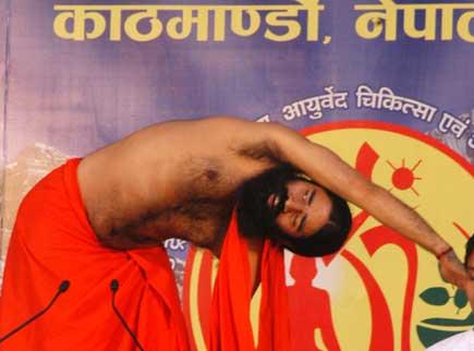 Yoga Ram Dev in Nepal