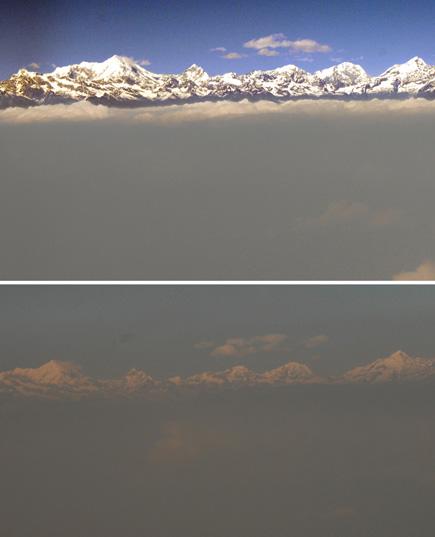 Nepali Himalayas