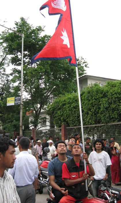 Nepal Counts Votes