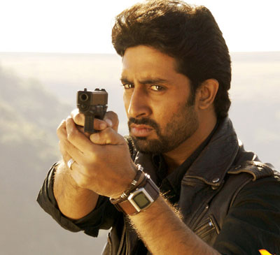 abhishek bachhan in dhoom 2 movie