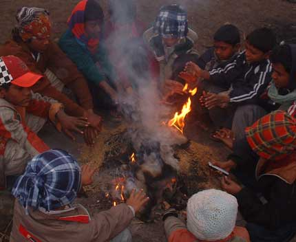 cold grips nepal