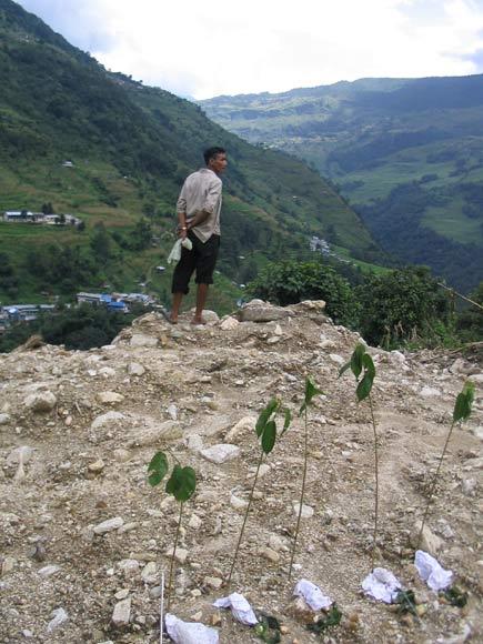 ulleri landslide
