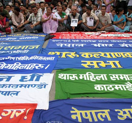 Demanding Secularism in Nepal