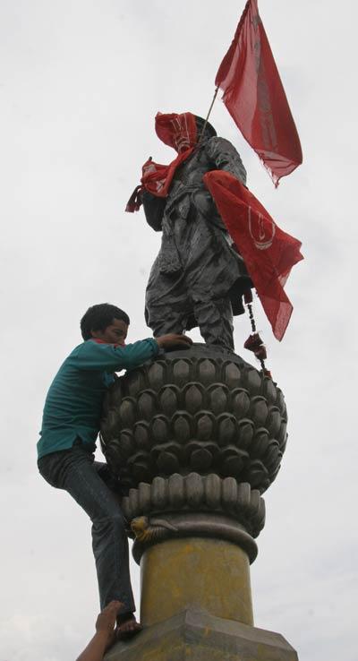 Demanding Secularism in Nepal
