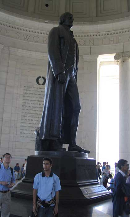 Wagle Jefferson Memorial