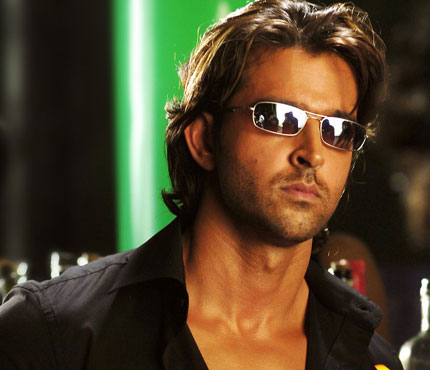 Hritik Roshan In the movie Dhoom 2
