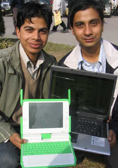 hundred dollar laptop in nepal