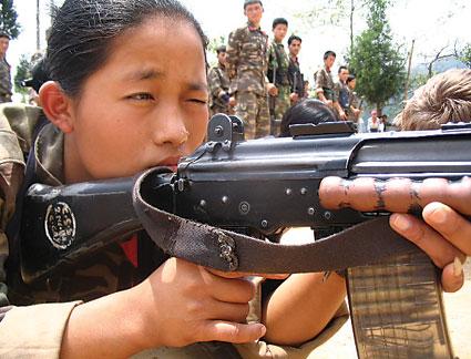Ilam Maoist Guerilla