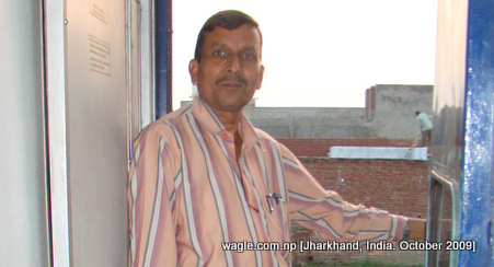 Jharkhand man