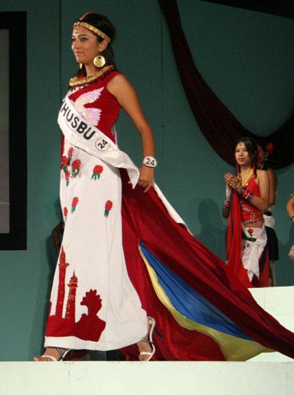 Khusbu Oli..Miss Teen Nepal 2006