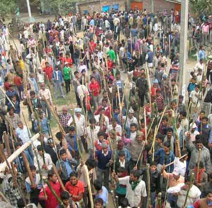 madhesi janaadhikar forum nawalparasi rally