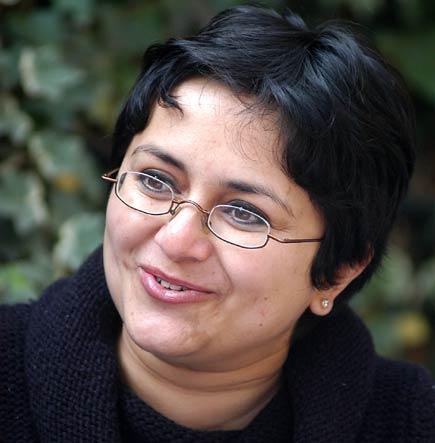 Manju Shree Thapa is a renowned writer and pro-democracy activist