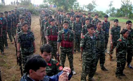 Maoist camp palpa