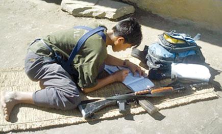 maoist guerilla studies