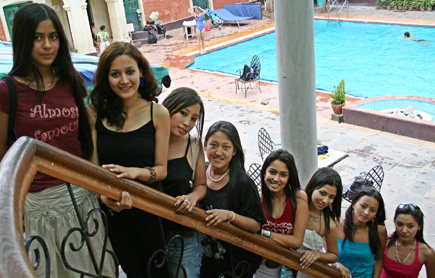 Miss Teen Nepal Contestants