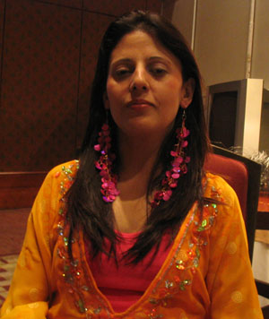 Shailaja Adhikari: Organizer of Nepal Fashion Week