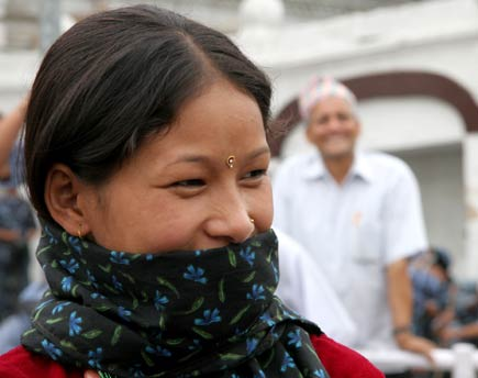 Celebrating secularism in Nepal