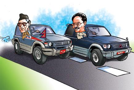 nepali leaders misuse vehicles