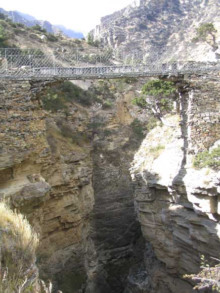 Bridges at Nar Phedi