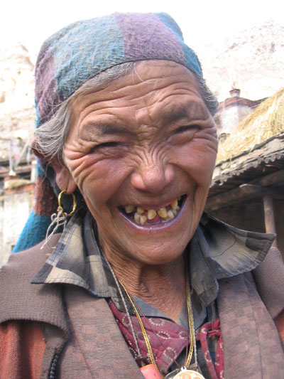 smiling Pema