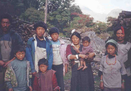 Polyandry family of Kimathanka