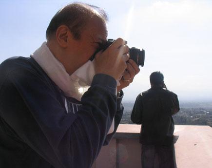 ramon magsaysay jr in nepal