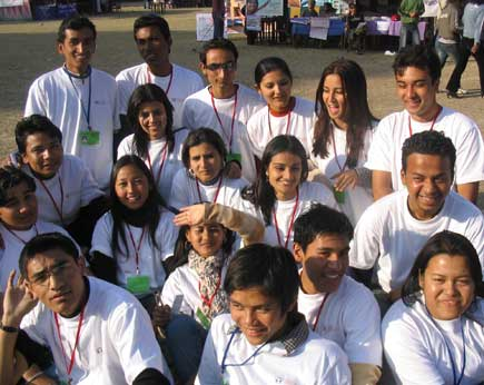saath nepali youths