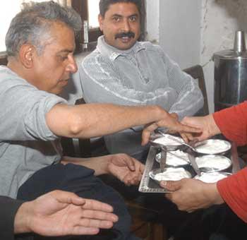 Dr Shashank Koirala of Nepali Congress