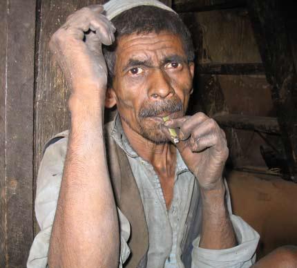 Khadga Bahadur Gajmer...story of a Nepali village