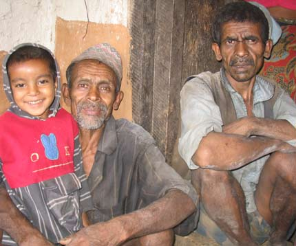 Jay Bahadur Gajmer...story of a Nepali village