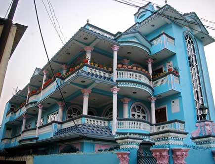 House of Inspector Suresh Dhungana