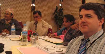 teaching english in nepal