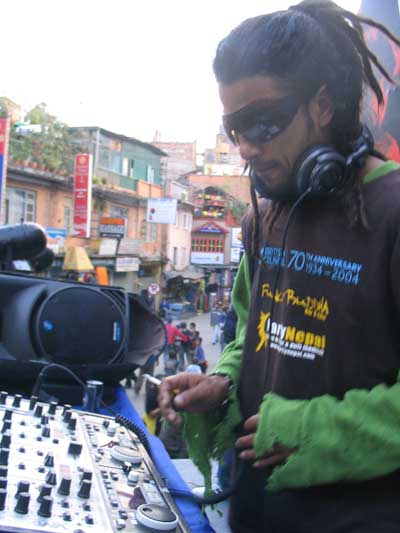 Thamel Peace Project Concert