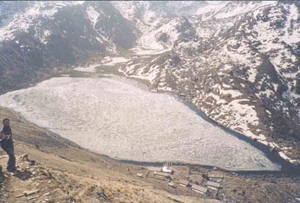 gosakunda lake nepal