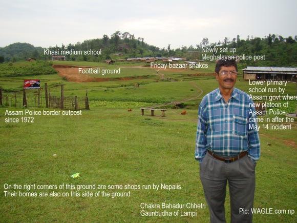 lampi village explanation