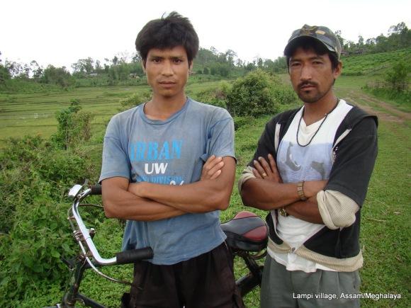 lampi village gorkha boys