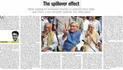 spillover effect