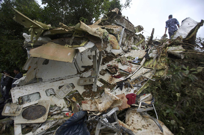 buddha air plane crash3