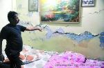 cracked home in siliguri india