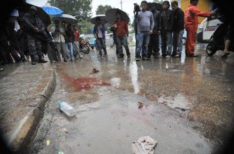 Muslim leader Faijal Ahamad murdered