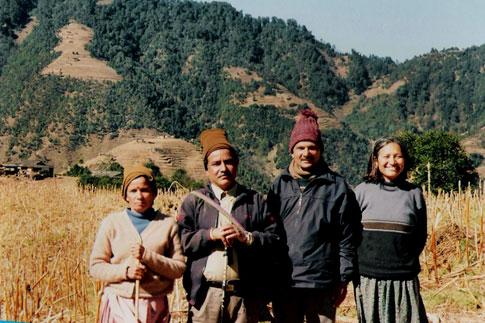 Does Baburam Bhattarai Need Political Adversaries like Mohan Baidya When he has a Wife like Hisila Yami?