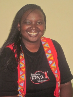 Yvonne Otieno for Kantipur