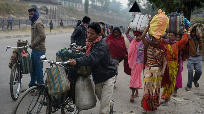 India puts #Nepal on Ventilator Support by Blockading the Country's Imports (BBC Report)