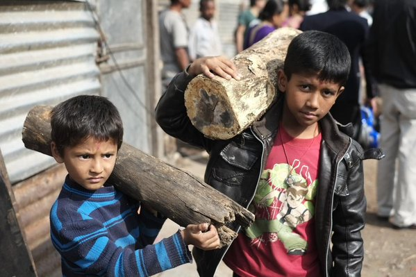 Pictures show how Nepal is coping with the inhumane blockade by India